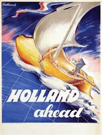 holland ahead by marinus kutterink