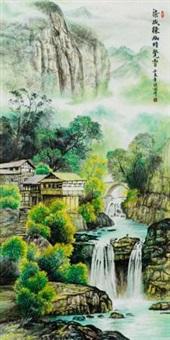 暗香 (hidden fragrance vitrolite) by hong yao
