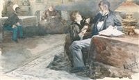 familiendrama by felicien de myrbach-rheinfeld