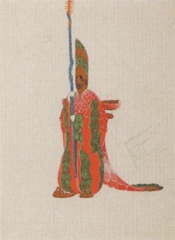 kostüm gardien du palais by endré passano