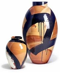 floor vase by per arnoldi
