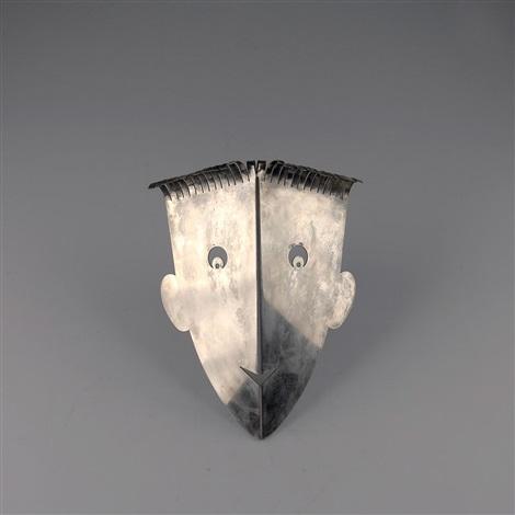 männliche maske by franz hagenauer