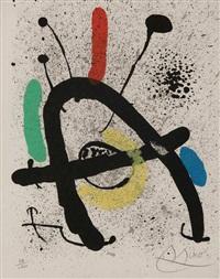 cuaderno de sombras (cahier d'ombres) by joan miró