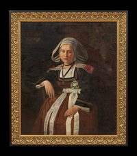 la nouvelle mariee by charles j. bridgman