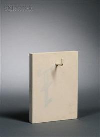 untitled (key in shadow) by jiro takamatsu