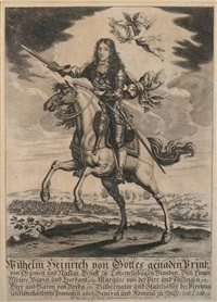 william iii by jacob von sandrart