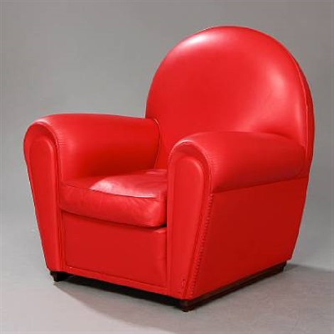 Vanity Fair easy chairs by Poltrona Frau on artnet