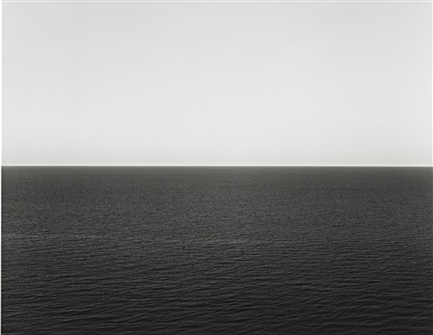 sea of japan rebun island by hiroshi sugimoto