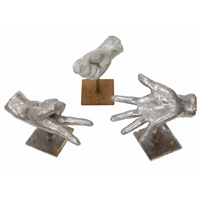 rock-paper-scissors (3 pieces) by takako araki