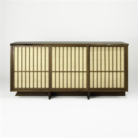 cabinet by mira nakashima yarnall