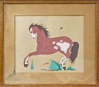 running pony by popovi da