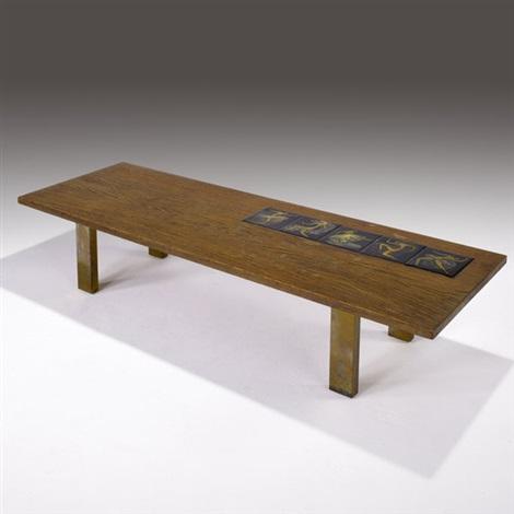 Kagan Coffee Table.Coffee Table By Alexandra Kasuba And Vladimir Kagan On Artnet