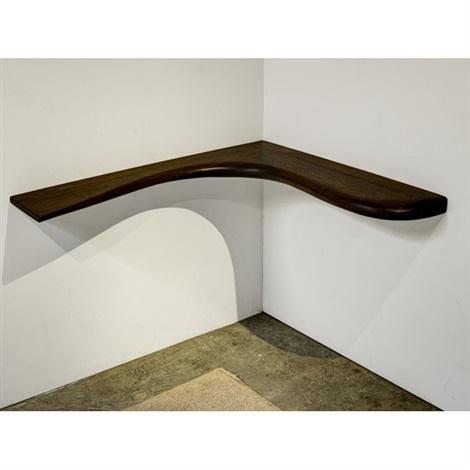 corner shelf by wharton h. esherick