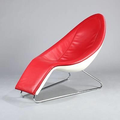 Spoon Chair Chaiselongue By Mario Mazzer