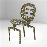 frond chair by terence main
