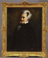 portrait of andrew jackson by ralph eleaser whiteside earl