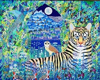 fyrsten af tigrenes lande (in the land of tigers) by esben hanefelt kristensen