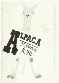 alpaca by rodolfo aricò