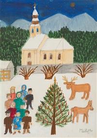 weihnachtsbaum by max raffler