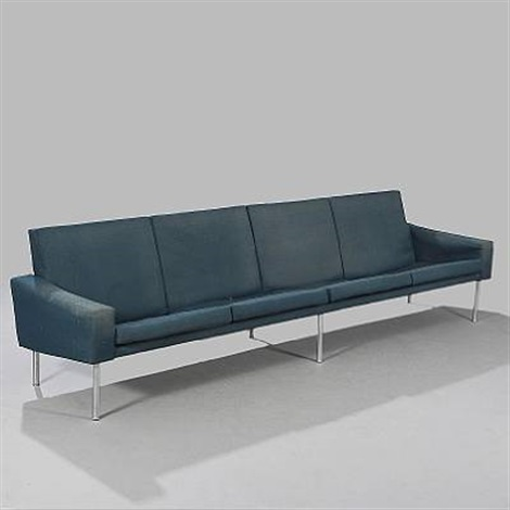 Freestanding Four Seater Sofa And Matching Easy Chair (model Ap 34 And Ap  34/