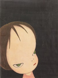 sleepless night by yoshitomo nara