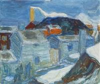bergmansheimen (røros) by rolf juell-gleditsch