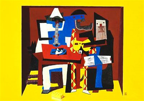 picasso and cubism essay Crystal cubism is associated with salon cubism as well as with the works of picasso and braque crystal cubism is part of the larger trend known as a return to.