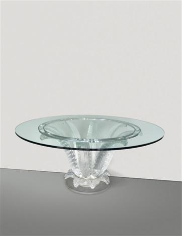 Cactus Table By Marc Lalique