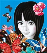 蝴蝶飞飞.38 by jiang heng