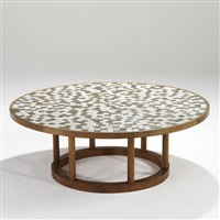 coffee table by gordon and jane martz
