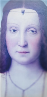 paintings (after raffaelo) by olivo barbieri