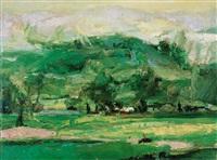 风景 (landscape) by luo lang