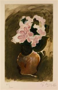 bouquet de fleurs by georges braque