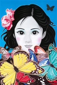 蝴蝶飞飞.33 by jiang heng