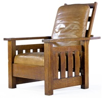 morris chair by cortland