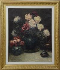 bouquet de fleurs by a. bastien