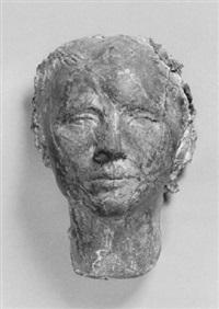 porträtmaske by heinrich kirchner