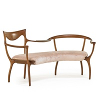 sculpted bench by ceccotti