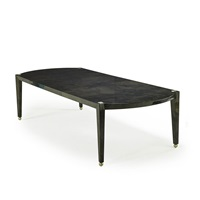dining table by aldo tura