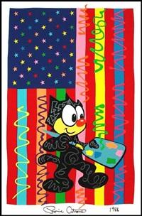 american artist by ronnie cutrone