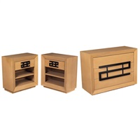 maximilian night stands (pair) by karp furniture