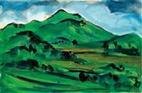 观音山 (kuanyin mountain) by zheng zaidong