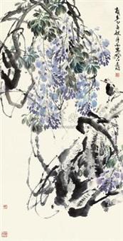 花鸟 by deng yuanpo