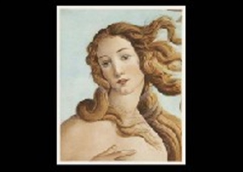 birth of venus and venus (set of 2) by sandro botticelli