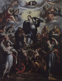 das apokalyptische weib by pedro campana
