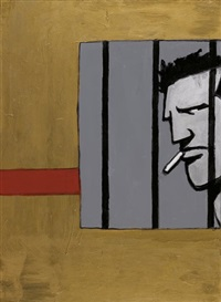 man in jail by robert loughlin