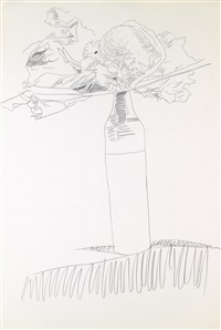 flower by andy warhol