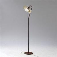 ph-3/2 oblique reading lamp by poul henningsen