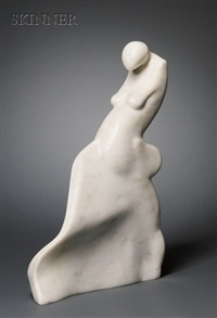 woman with coat/maternity in white by ulises rodriguez