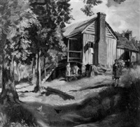 shacks in alabama by john william kennedy